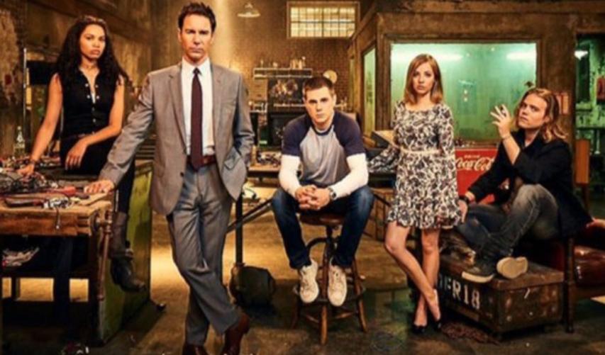 Showcase serie endte på Netflix