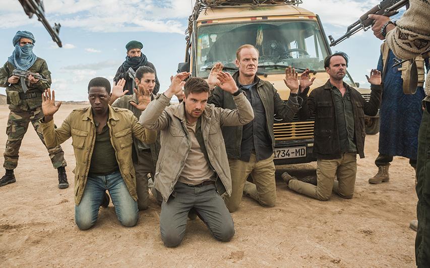 Deep State sæson 2 rykker om muligt mere end sæson 1 - CIA the Section MI6 og andre spiller nu deres eget spil oveni det hele
